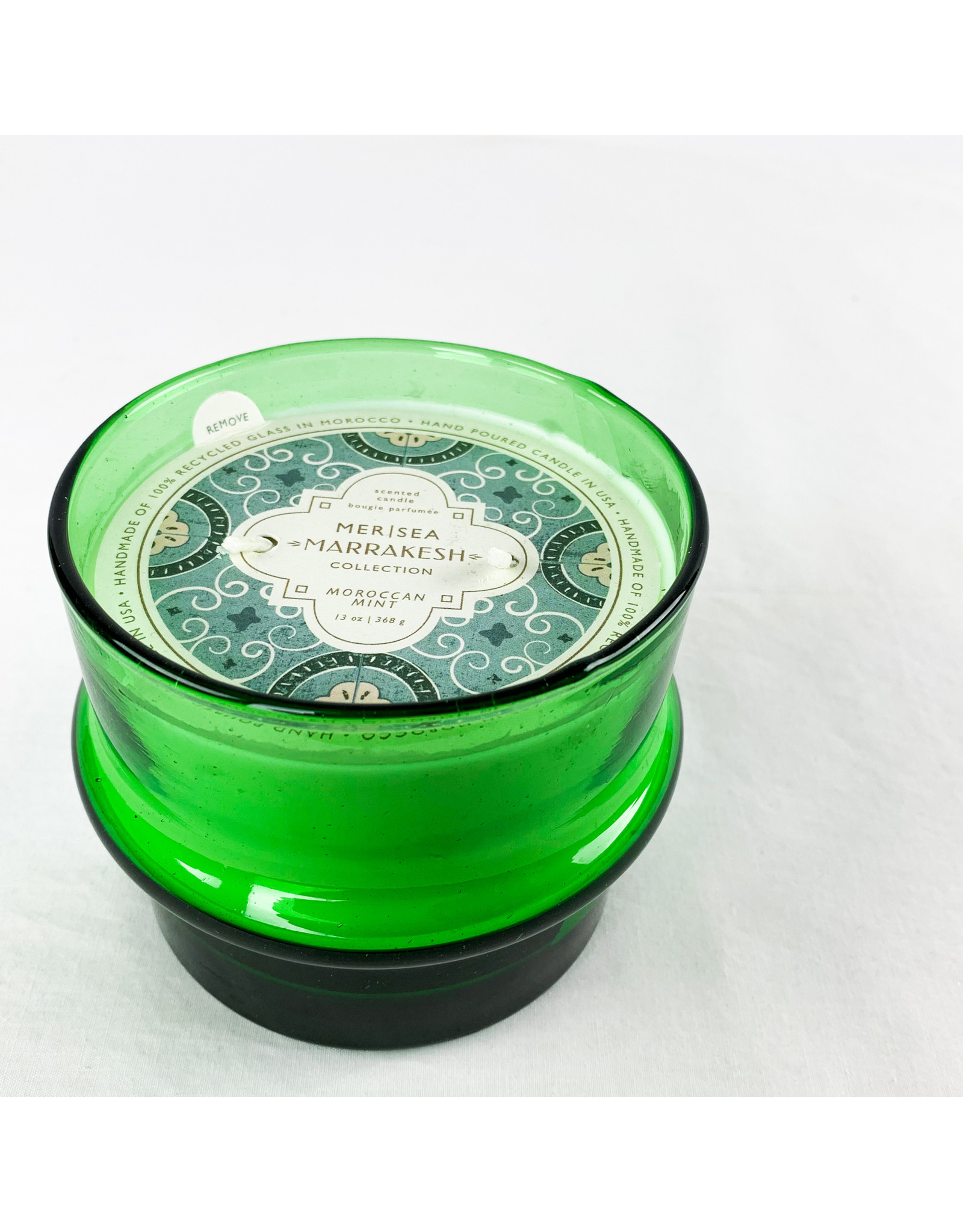 Mer Sea Moraccan Mint Large Candle