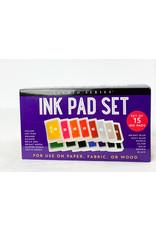 Peter Pauper Press Ink Pad Set