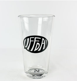 Northern Glasses Uff Da Pint