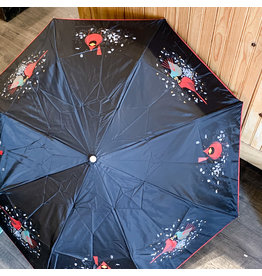 Charley Harper Art Studio Charley Harper cardinals-umbrella