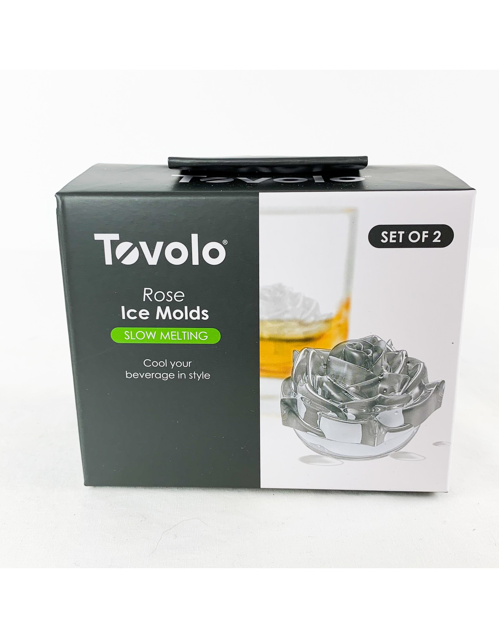 Tovolo Rose ice molds