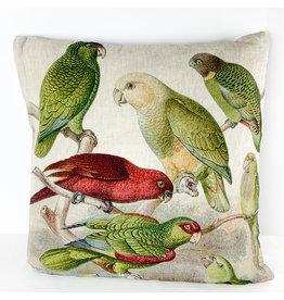 Creative Co-Op Match Linen Pillow