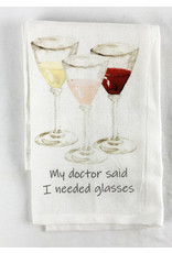My Doctor says...