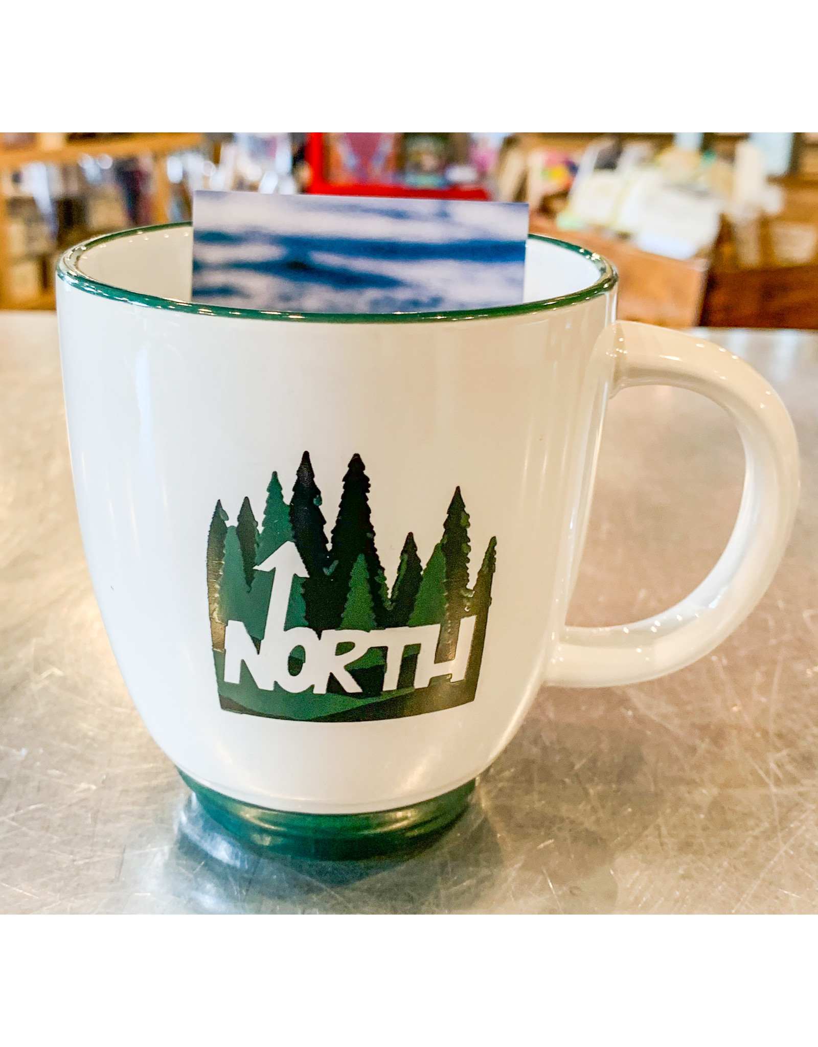 Northern Glasses North Coffee Mugs