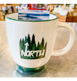 Northern Glasses North Coffee Mugs
