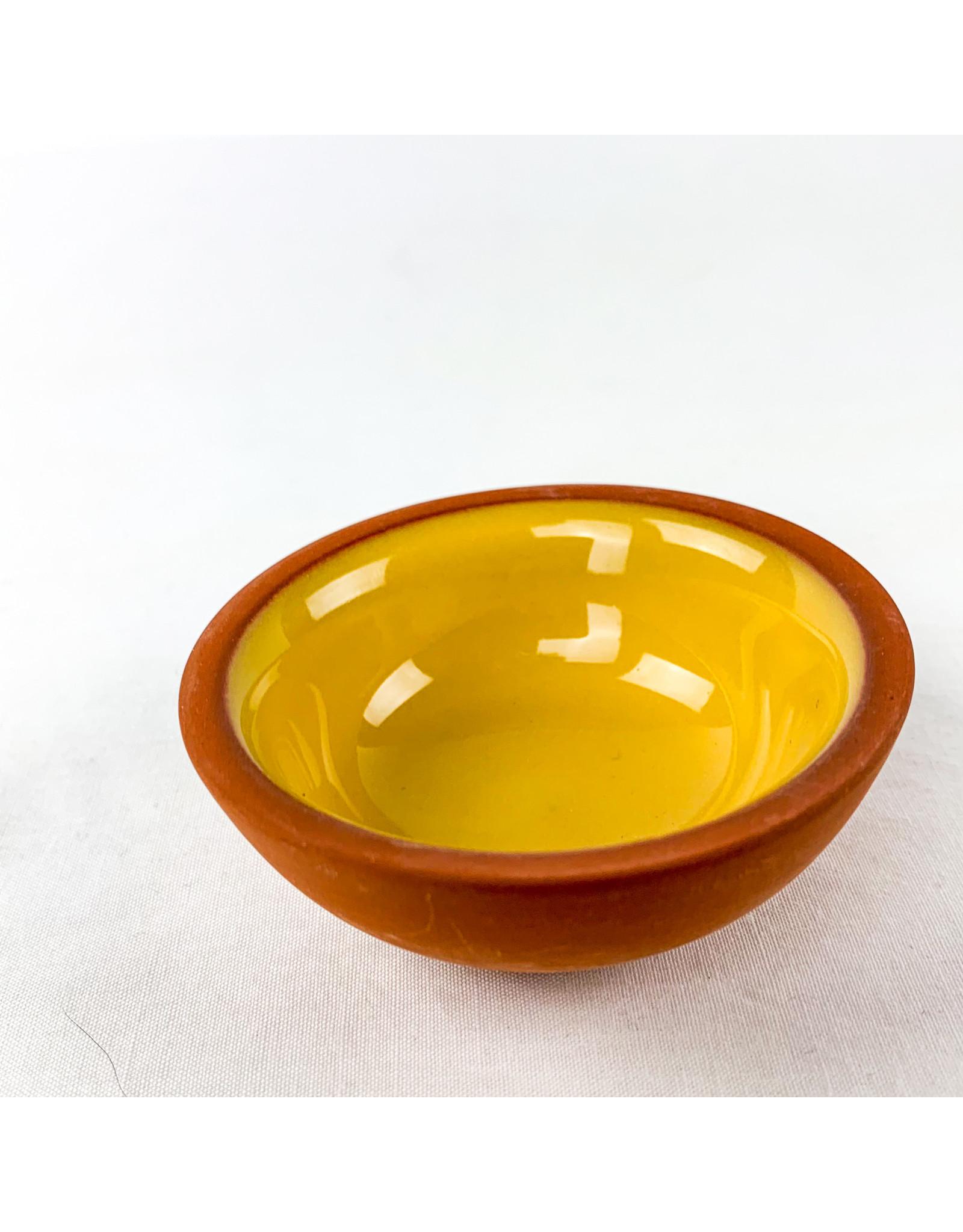Now Designs Terracotta Pinch Bowl Mustard