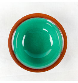 Now Designs Terracotta Pinch Bowl Aqua