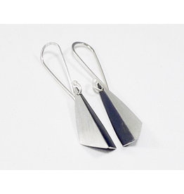 Bridget Clark - Consignment E2774 Sterling Folded Triangle