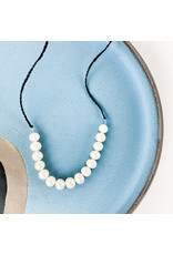 White Pearl Necklace Consignment