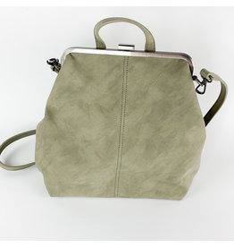 Joy Accessories Cement Phyliss  backpack