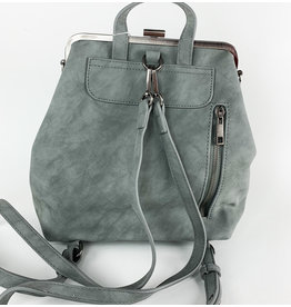 Joy Accessories French grey Phyliss  backpack