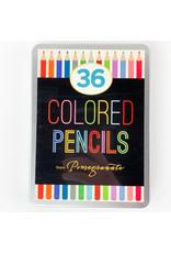 Pomegranate Colored pencils