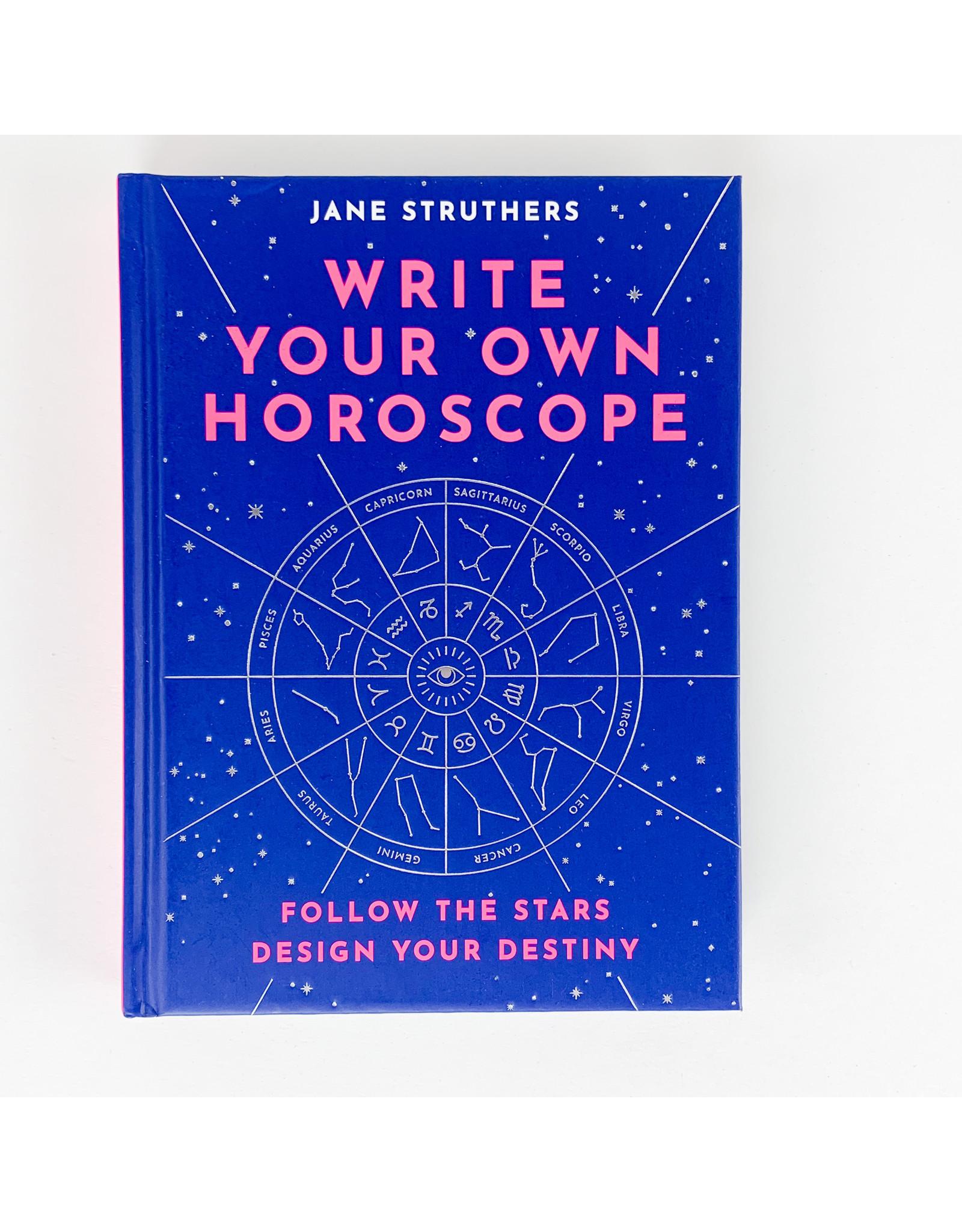Hachette Write Your Own Horoscope