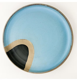 Creative Co-Op Terracotta Plate