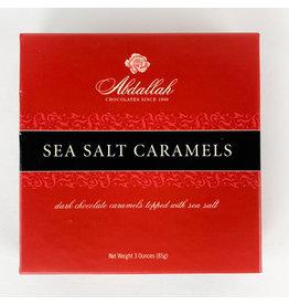 Abdallah Candies Sea Salt Caramels Dark