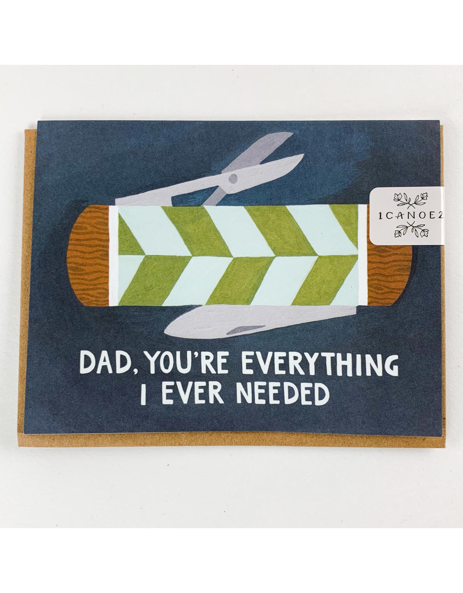 Dad Pocketknife
