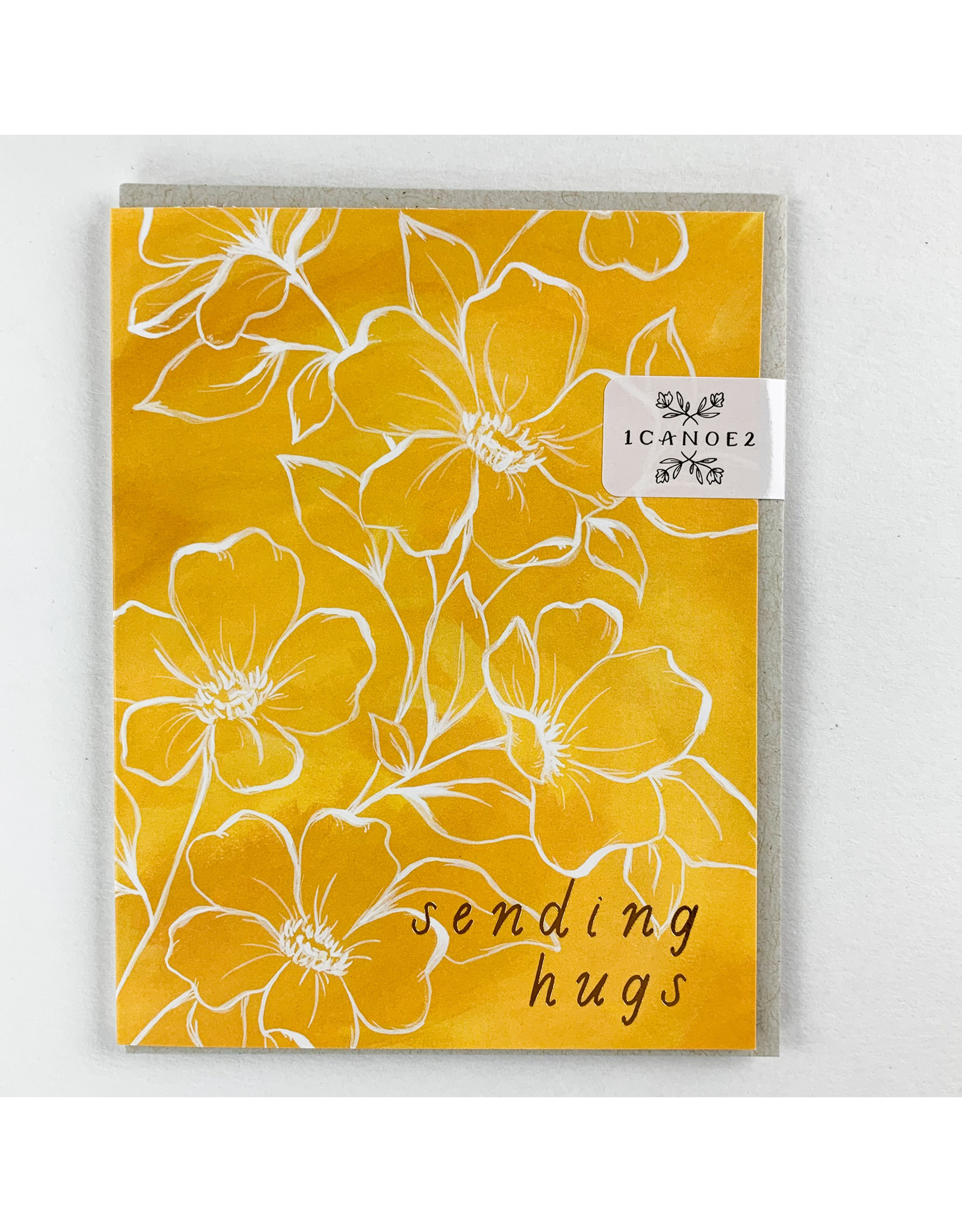 Golden Poppy Hugs