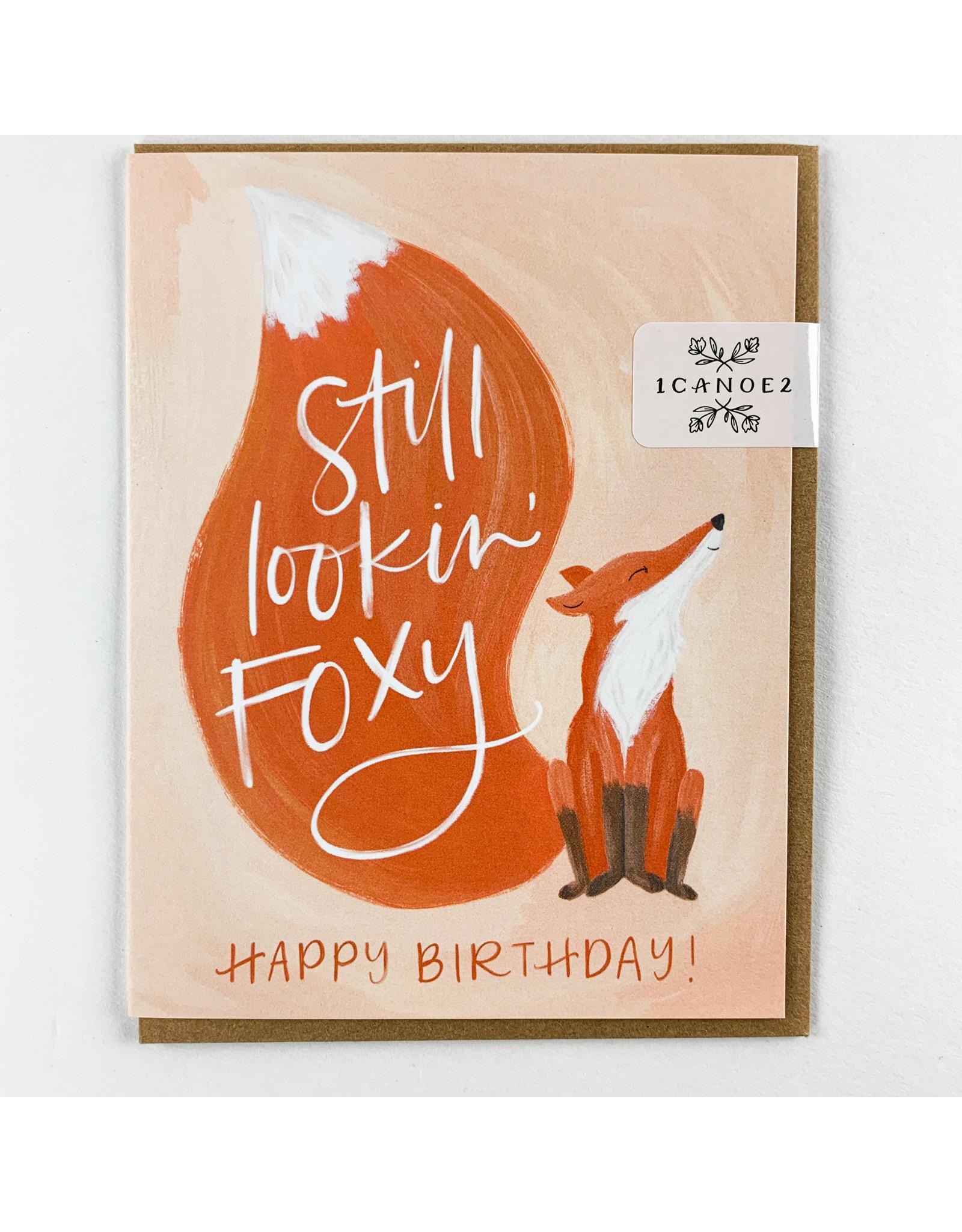 Foxy Bday
