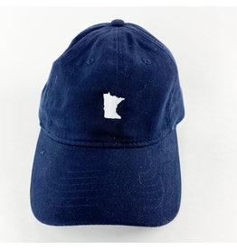 Mill City Made LLC MN Hat Navy