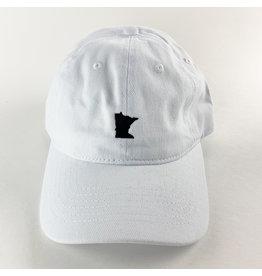Mill City Made LLC MN Hat White