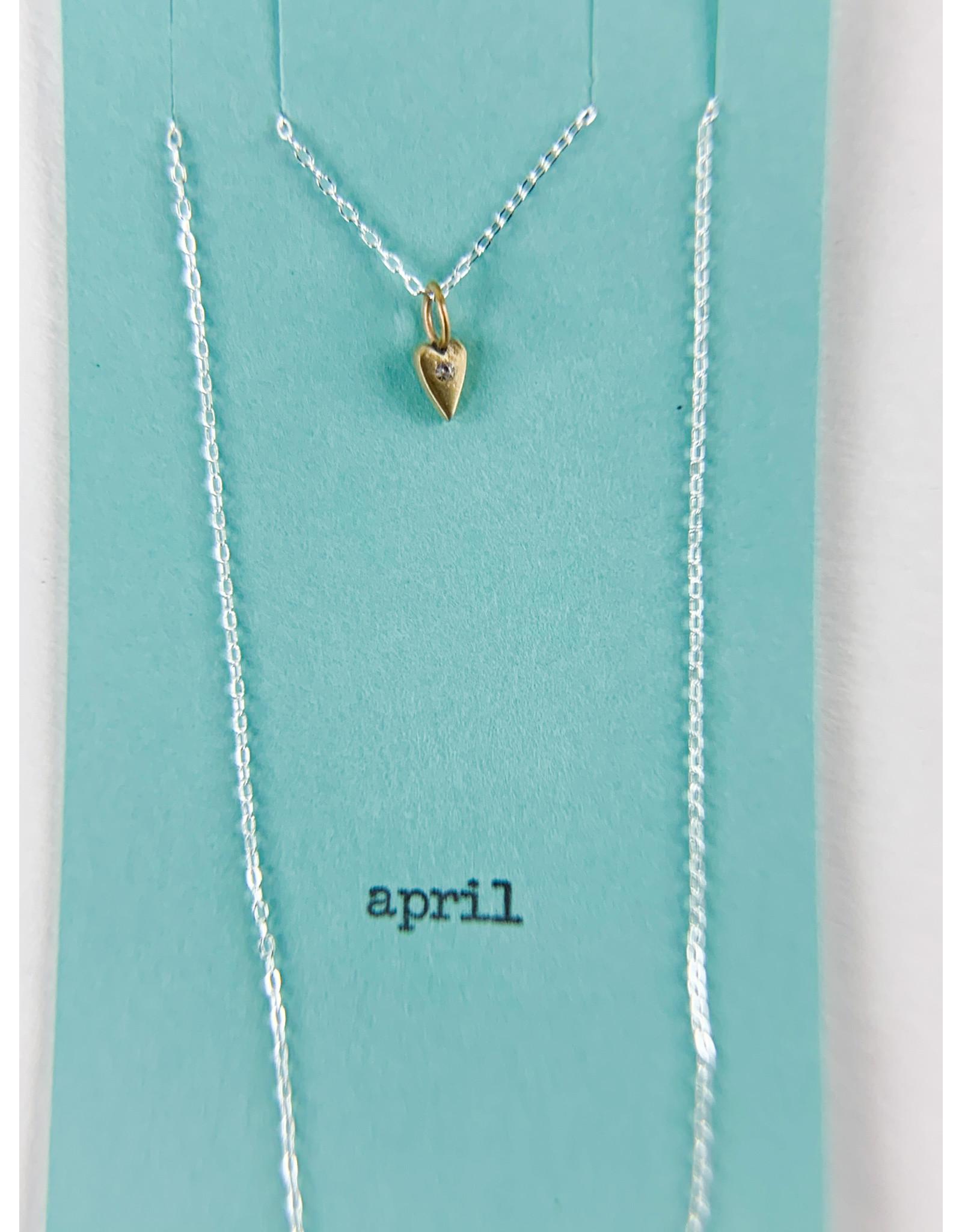 penny larsen April Necklace/Diamond