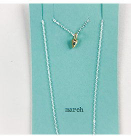 penny larsen March Necklace/Aquamarine