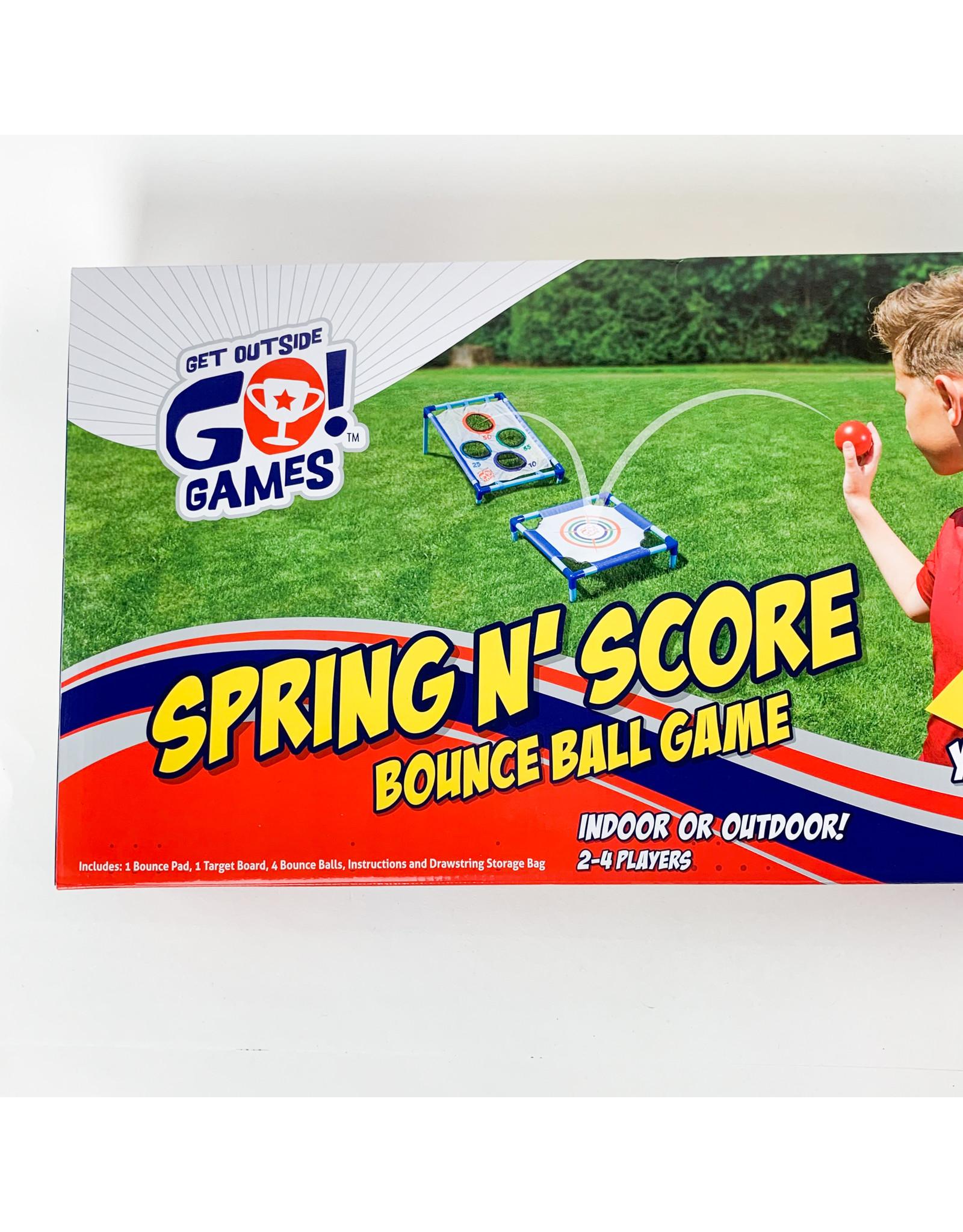 Spring & Score