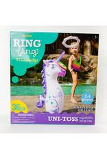 Unicorn ring fling