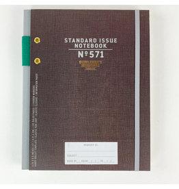 Gentlemen's Hardware Standard Issue Black Planner