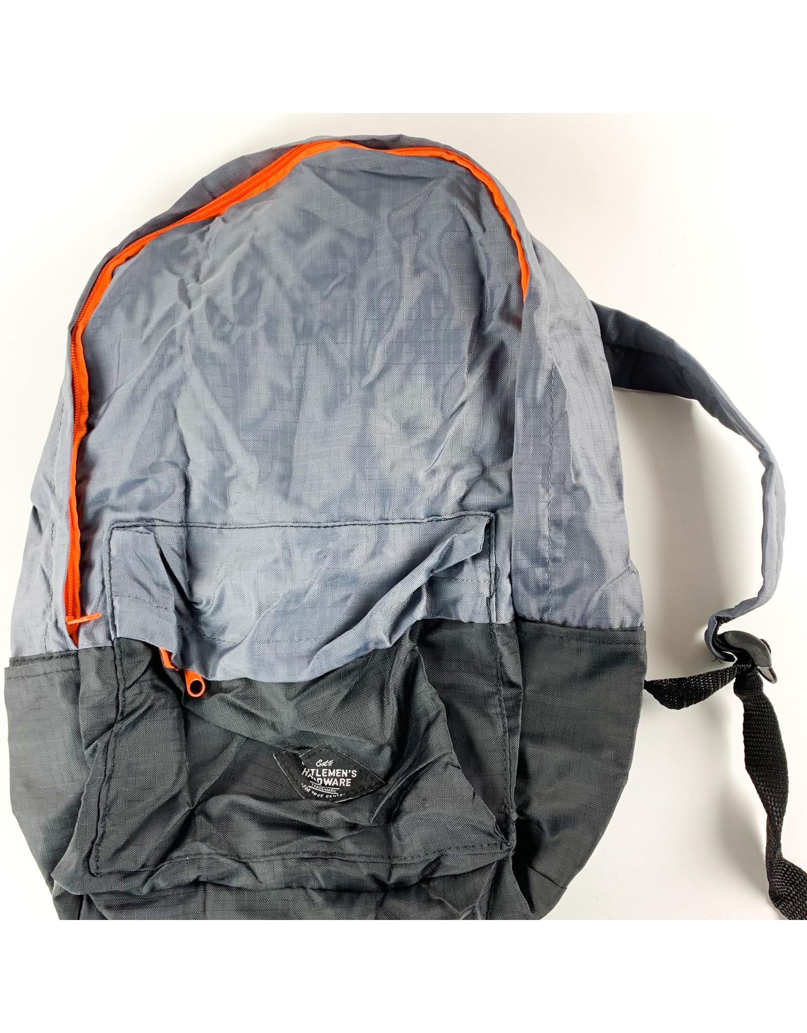 Gentlemen's Hardware Foldaway Backpack