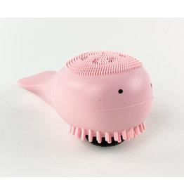 Kikkerland Whale Facial Brush