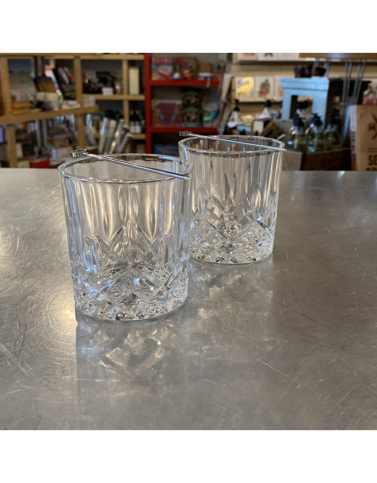 Kikkerland Whiskey Tumbler Set