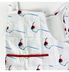 Cosette Designs Cherry Spoon Apron