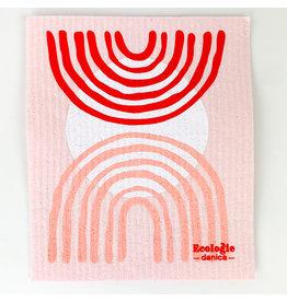 Now Designs Swedish Dishcloth Contour