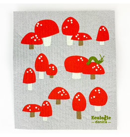 Now Designs Swedish Dishcloth Toadstool