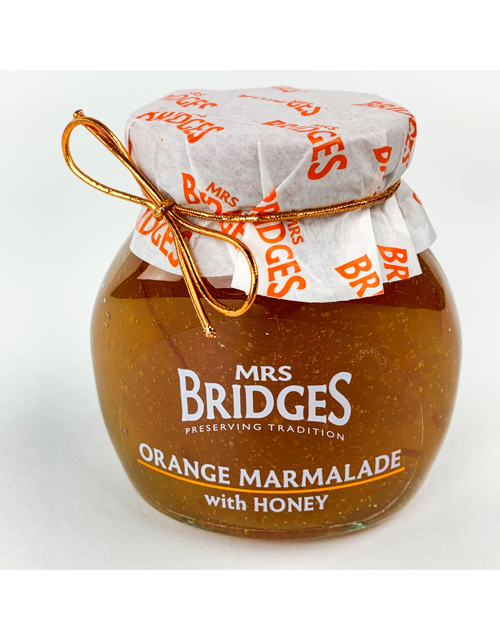 Orange marmalade w/honey