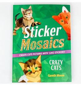 MacMillan Mosaic Cats stickers