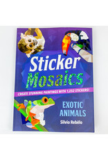 MacMillan Exotic Animal stickers