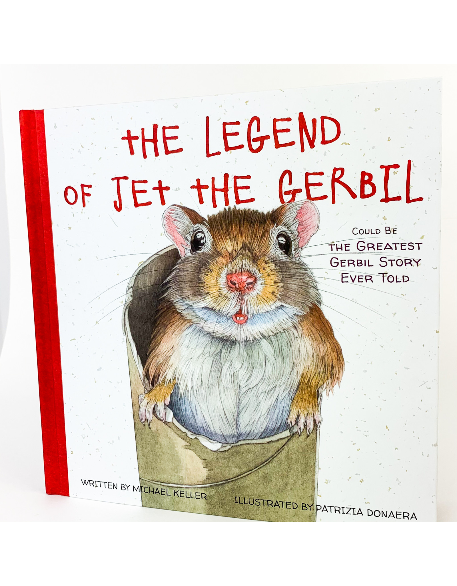 Wise Ink Creative Publishing The Legend of Jet The Gerbil