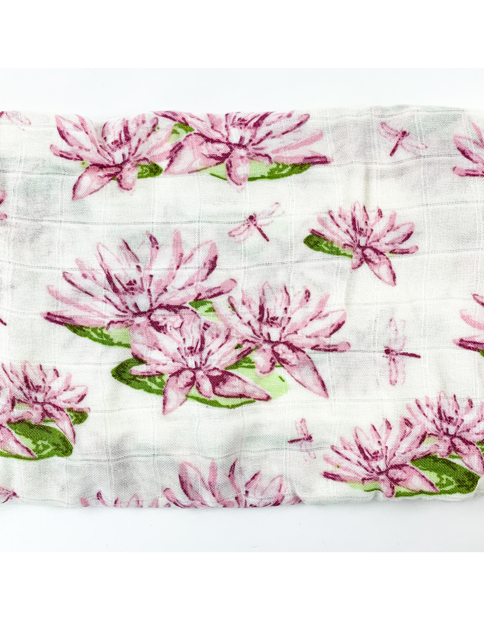 Water lily swaddle