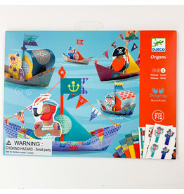 Djeco Floating boat origami