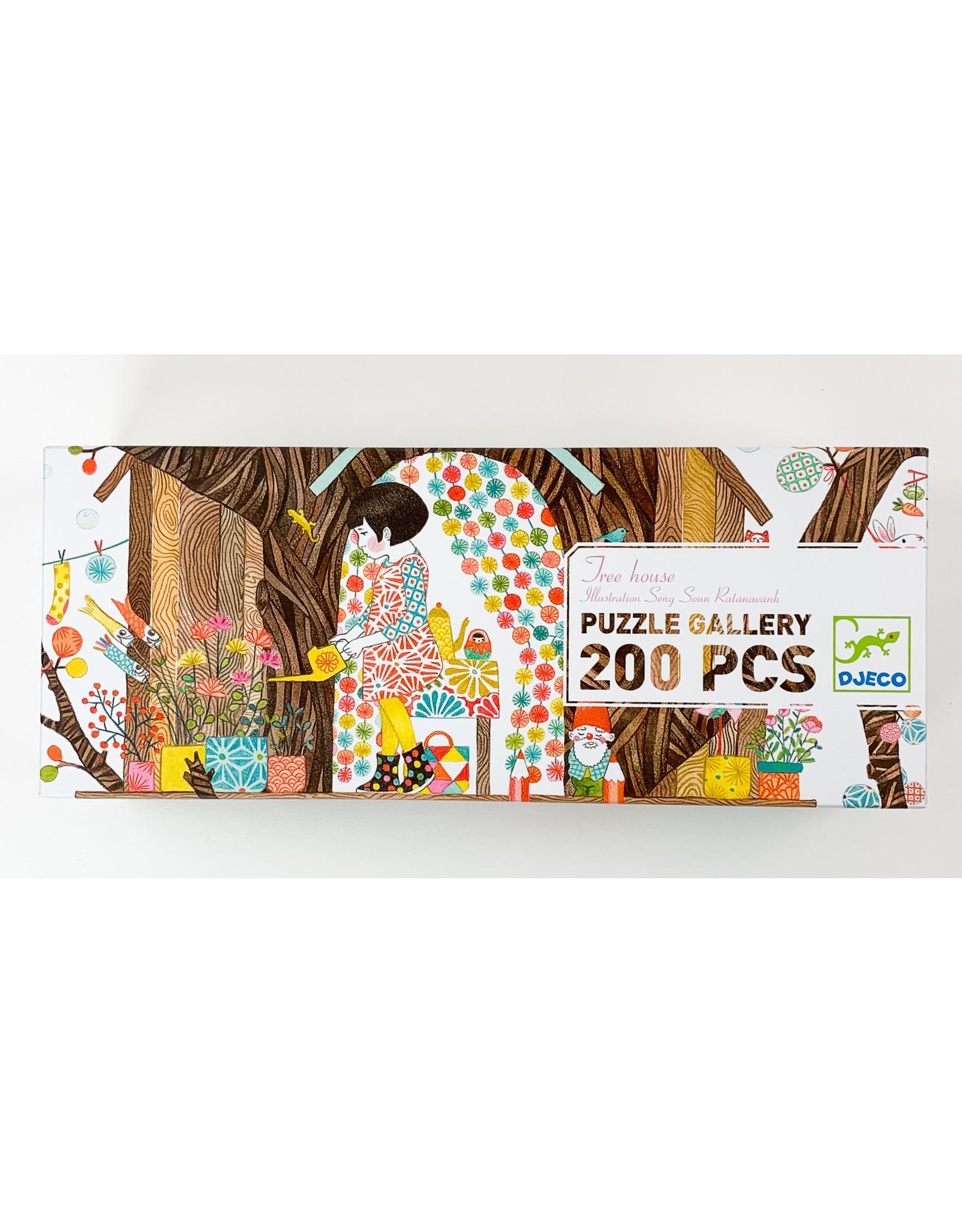 Djeco Tree House gallery
