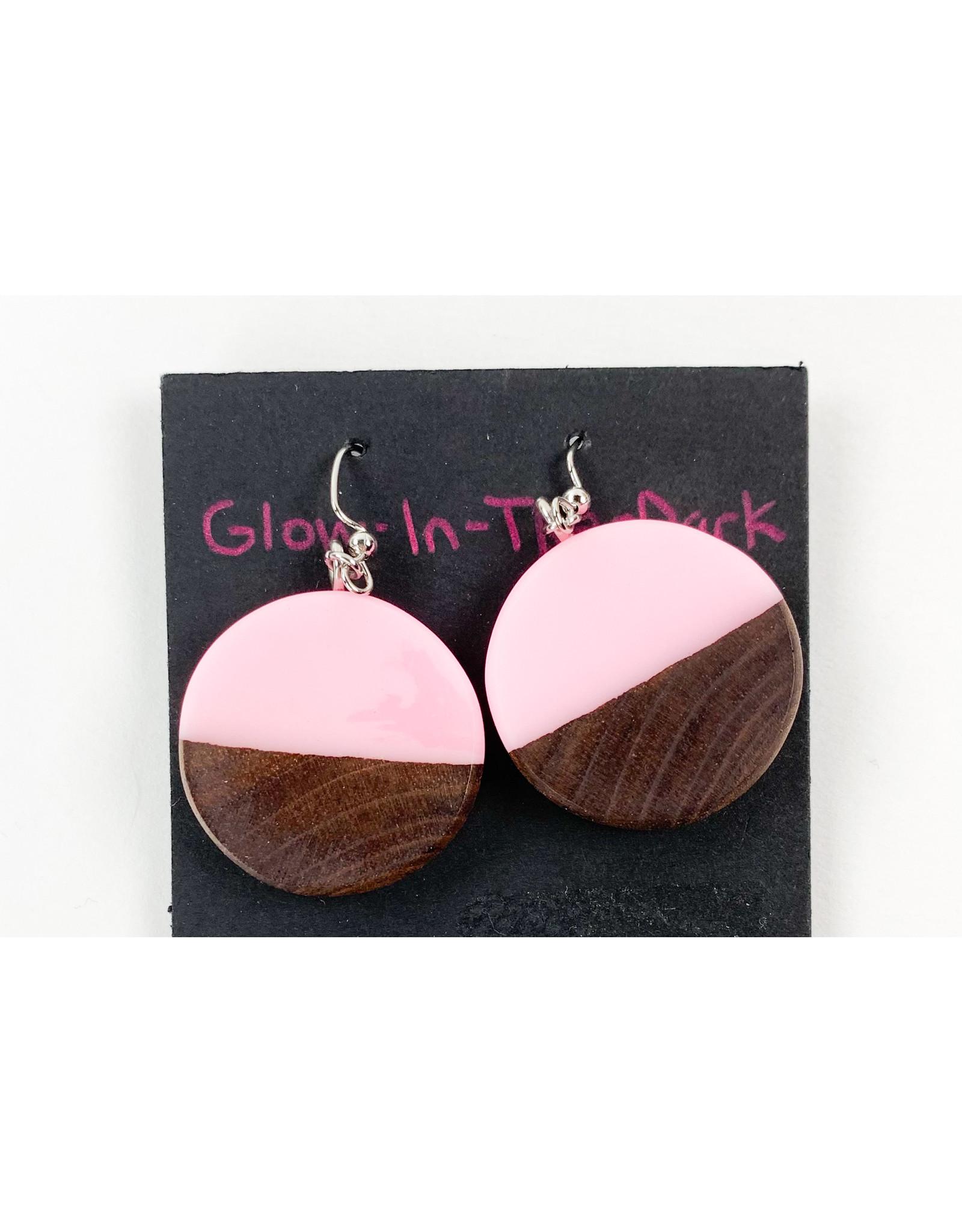 Peter Mielech Pink Magic Glow Earrings