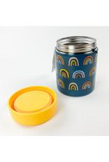 Now Designs Food Jar Roam Sm Rainbow