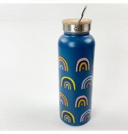 Now Designs Water Bottle Rainbows