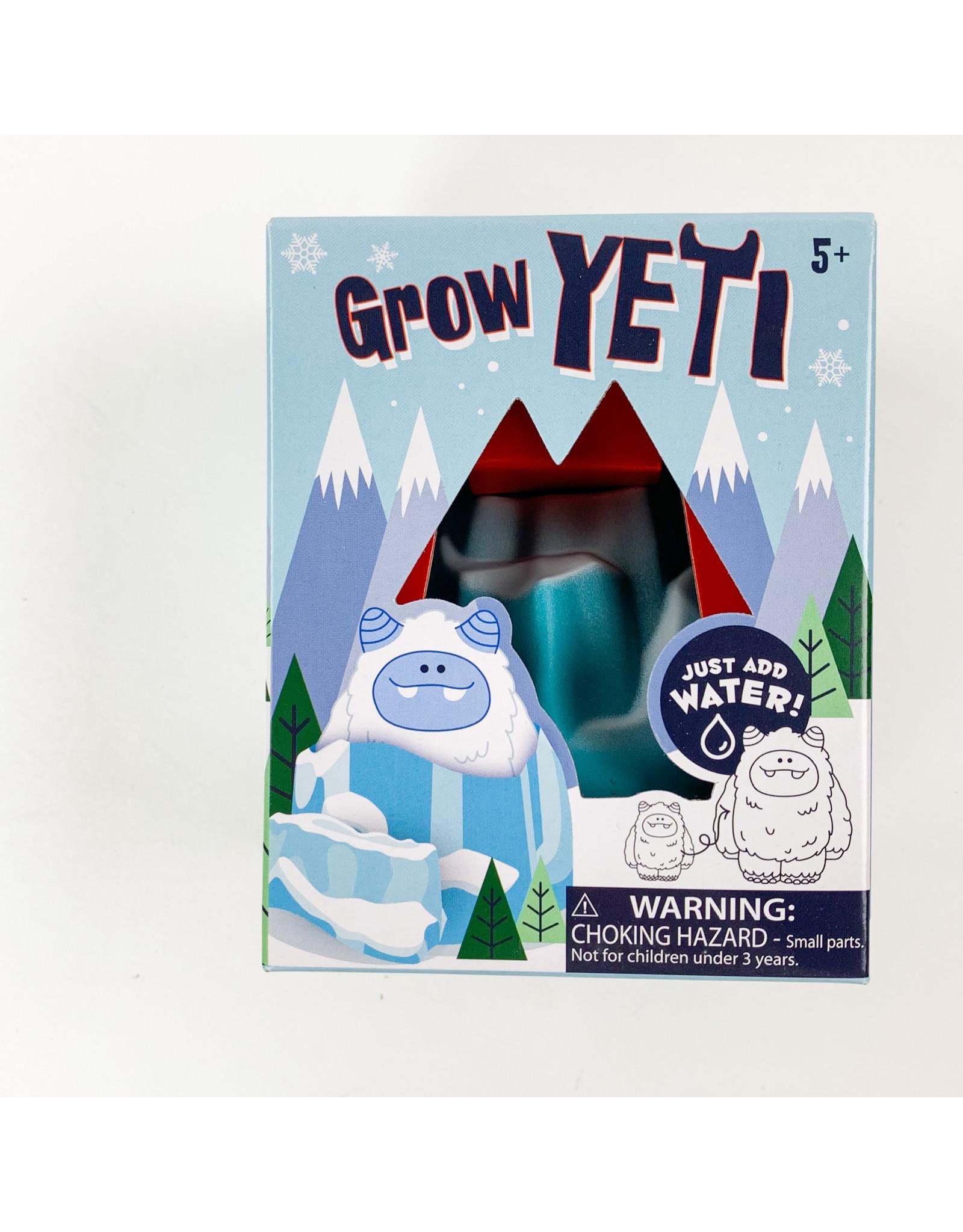 Grow a Yeti