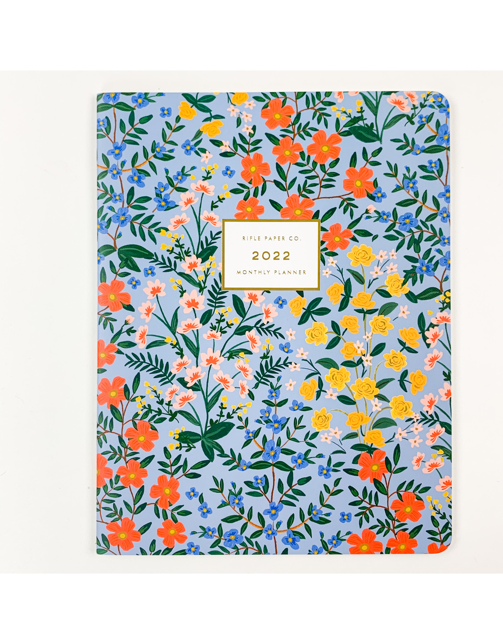 Rifle 2022 Wildwood Monthly Planner