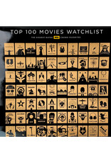 The Raccoon Society IMDB Top 100 Scratch Off