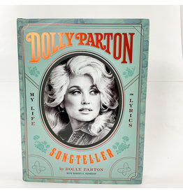 Chronicle Books Dolly Parton, Songteller: My Life in Lyrics