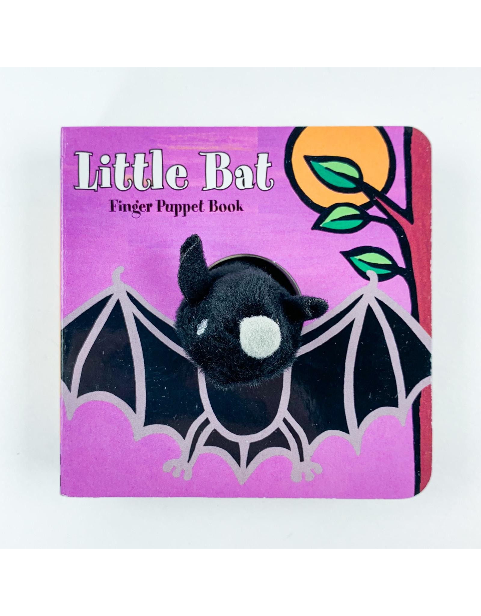 Chronicle Books Little Bat Finger puppet bb